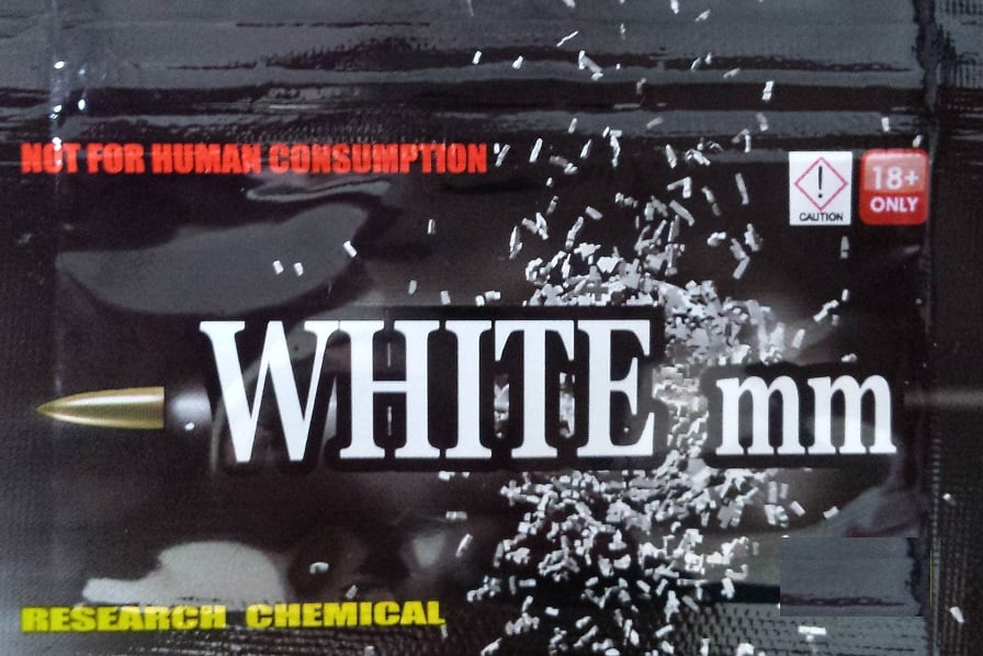 White MM Legal High Review