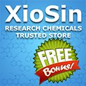 Buy research chemicals from Xiosin