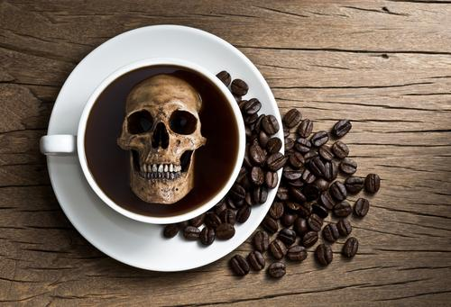 Caffeine overdose? A mind-boggling mistake proves that it's possible.